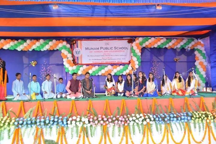 Munam Public School-Independence Day Celebrations