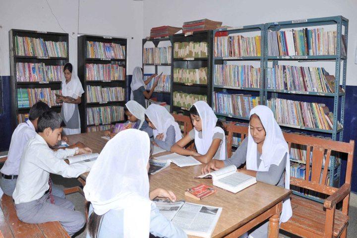 Munam Public School-School Library
