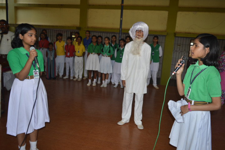 Nirja Sahay Dav Public School-Drama Activity