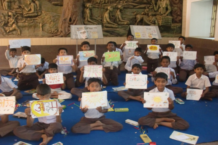 Nirja Sahay Dav Public School-Drawing Competition