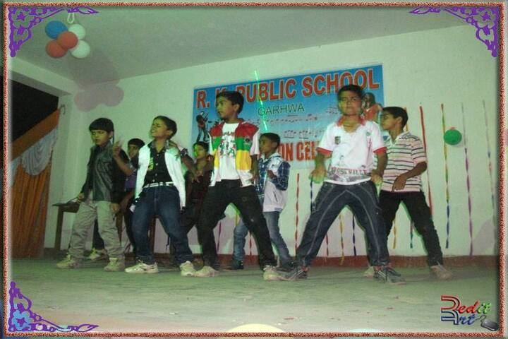 R K Public School-Annual Day