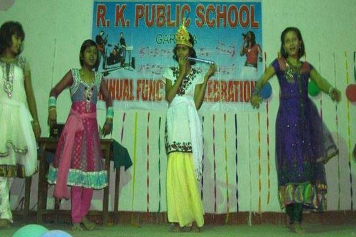 R K Public School-Annual Day