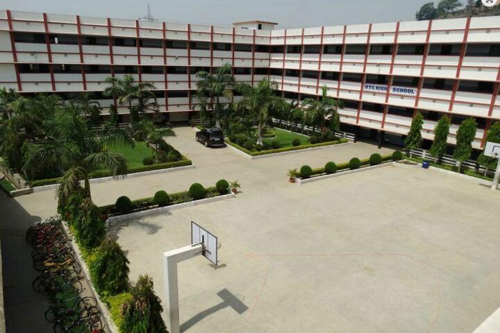 Ram Tahal Choudhary High School-School Play Ground