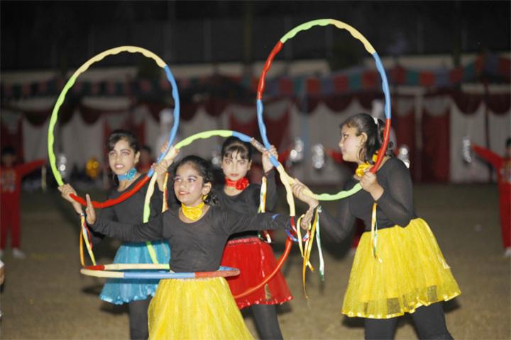 Sarala Birla Public School-Activity