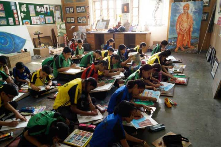 Sarala Birla Public School-Classroom