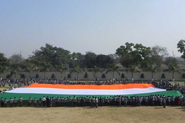 Sarala Birla Public School-Independence Day
