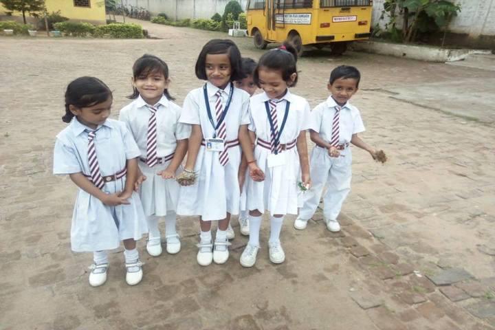 Sarvoday Niketan-Students