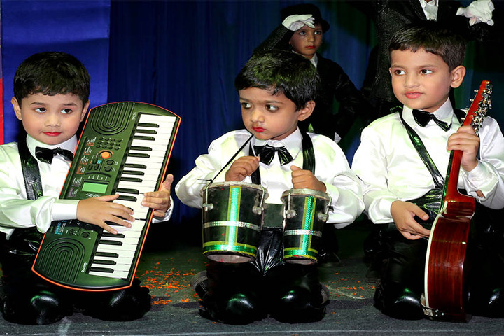 Sharda Global School-Music