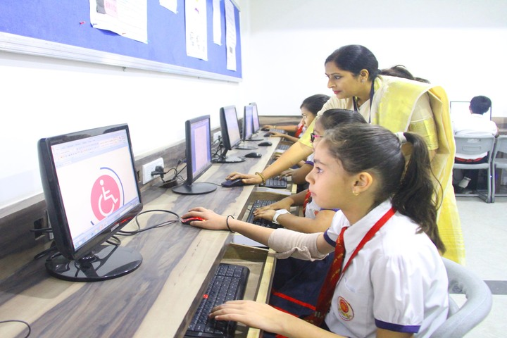 Sheyn International School-Computer Lab