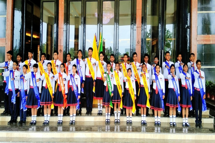Sheyn International School-Investiture Ceremony
