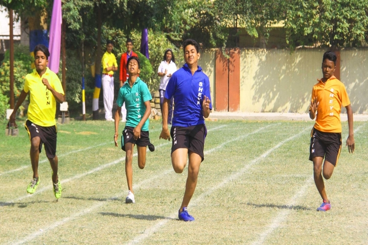 Sheyn International School-Running Race