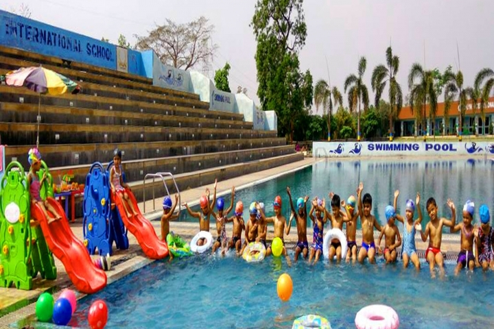 Sheyn International School-Swimming