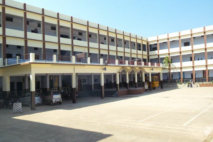 Shradhanand Bal Mandir Senior Secondary School-School Building