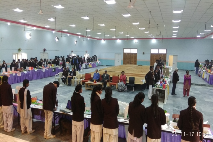 Shradhanand Bal Mandir Senior Secondary School-Science Exhibition
