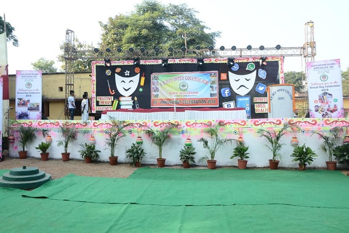 South Eastern Railway Inter College-Celebrations