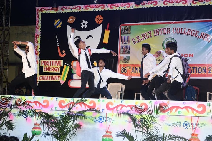South Eastern Railway Inter College-Dance