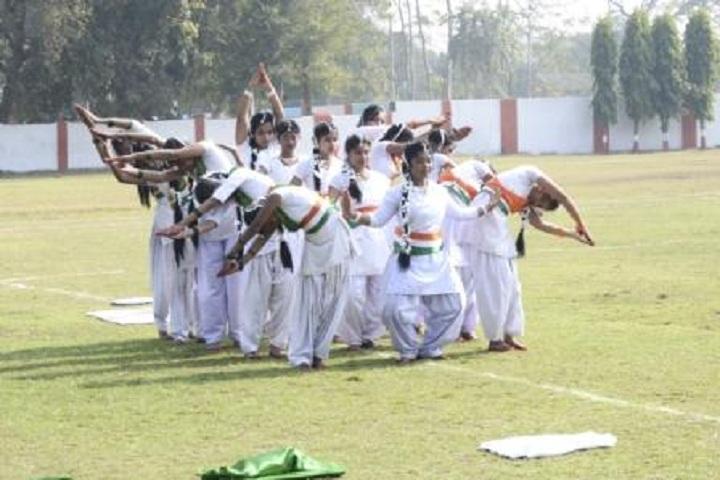 South Eastern Railway Inter College-Republic day Celebration