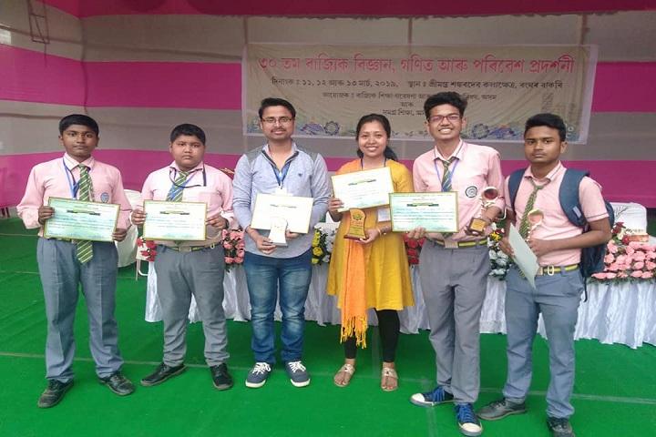 Adarsh Vidyalaya-Awards