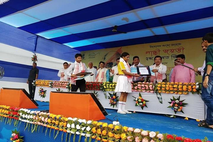 Adarsh Vidyalaya-Felicitation