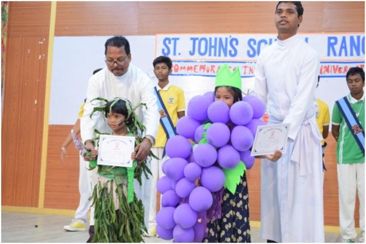 St Johns School-Fancy Dress