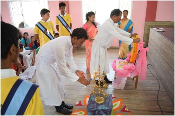 St Johns School-Gandhi Jayanthi