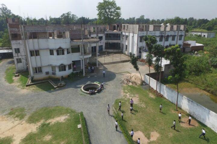 Symbiosis Public School-School Front View