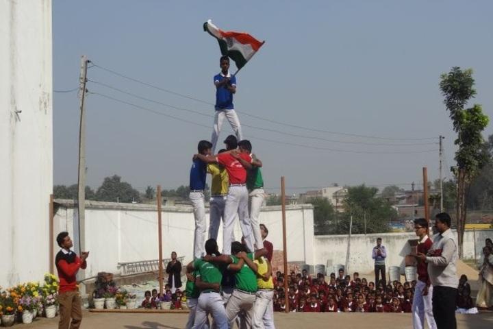 Symbiosis Public School-Students Activities