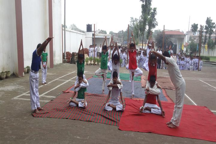 Symbiosis Public School-Yoga