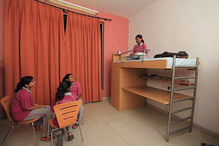 Taurian World City-Girls Hostel Room