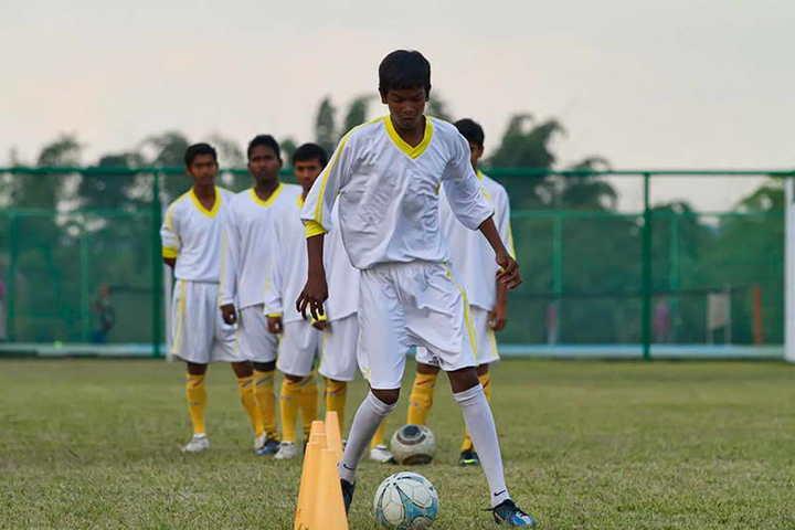 Taurian World City-Sports