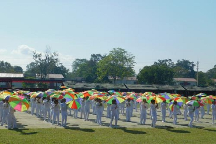 Army Public School-Events sports day