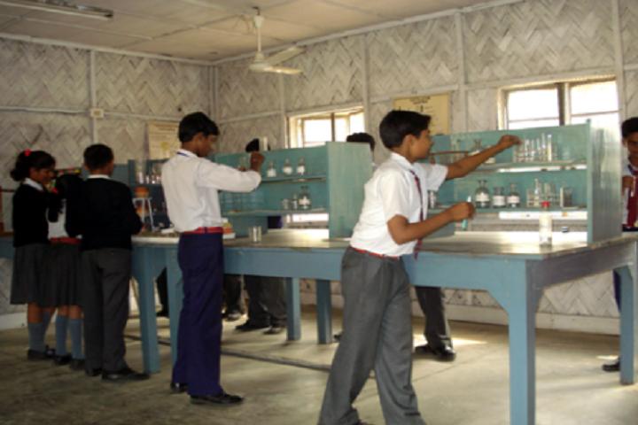 Army Public School-Laboratory