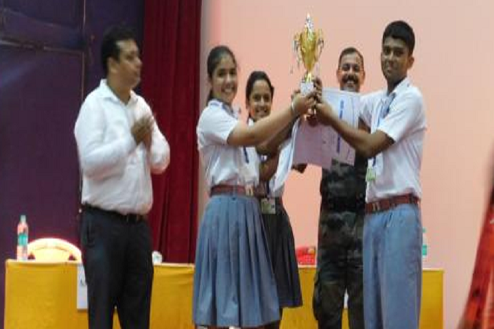 Army Public School-Others prize