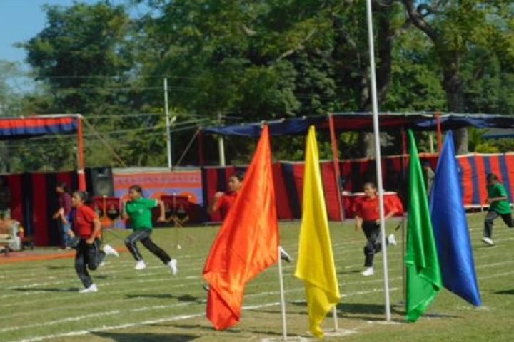 Army Public School-Sports running
