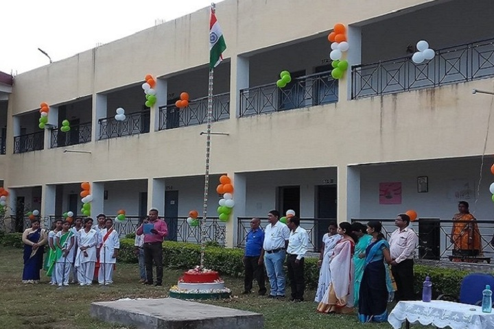 Xavier Public School-Flag Hosting