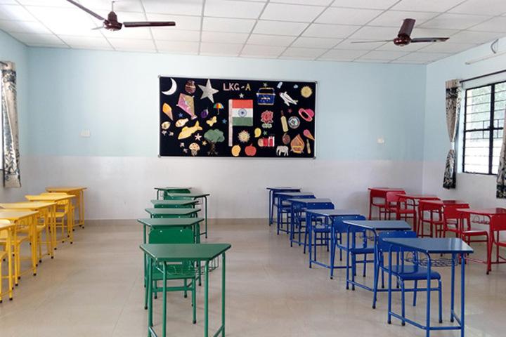 515 Army Base Wokshop High School-Classrooms