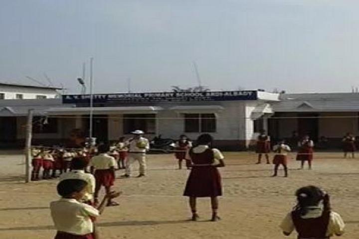 A C Shetty Memorial Primary School-PlayGround