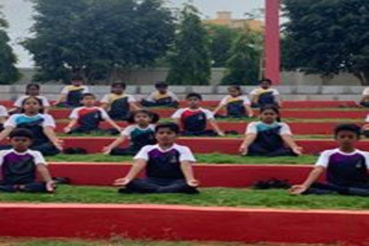 Achievers Academy-Yoga