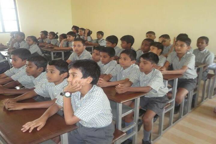 Adarsha Central School-Classrooms