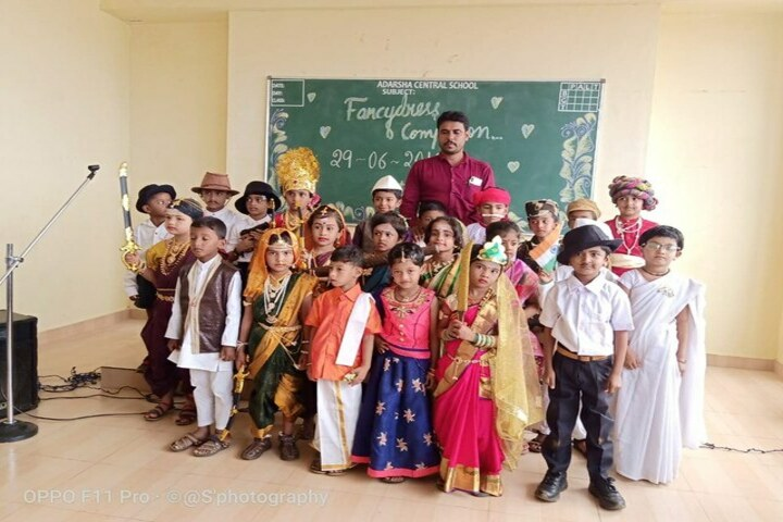 Adarsha Central School-Fancy Dress Competition