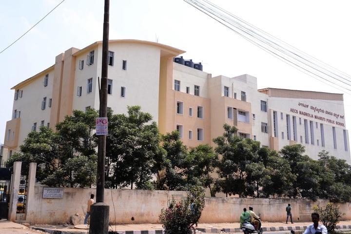 AECS Magnolia Maaruti Public School- School Building