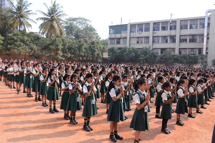 AECS Magnolia Maaruti Public School-Morning Assembly