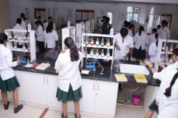 AECS Magnolia Maaruti Public School-Science Labs