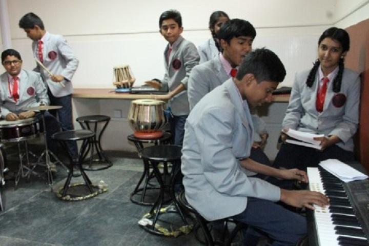 Agragami Vidya Kendra-Others music room