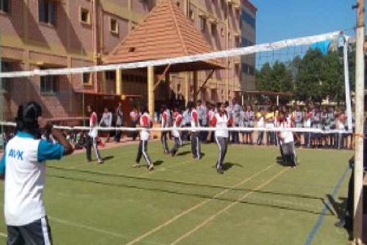 Agragami Vidya Kendra-Sports