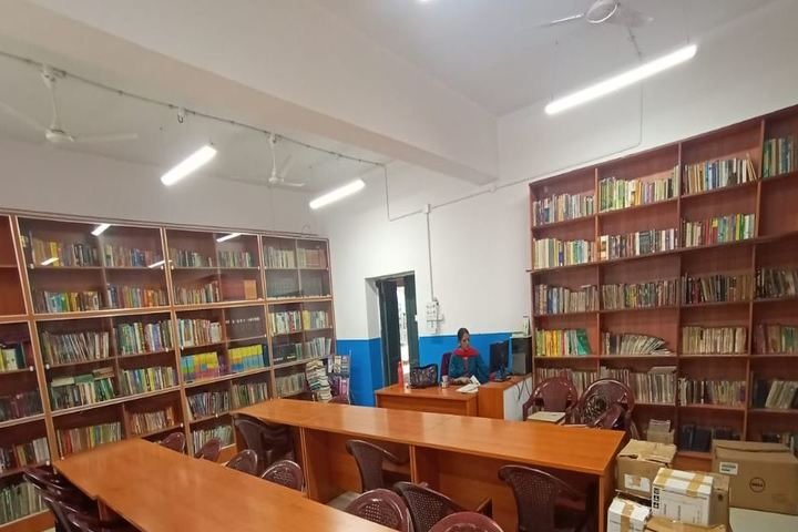 Air Force School-Library