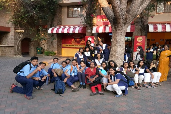 Air Force School-Trip to Wonderla