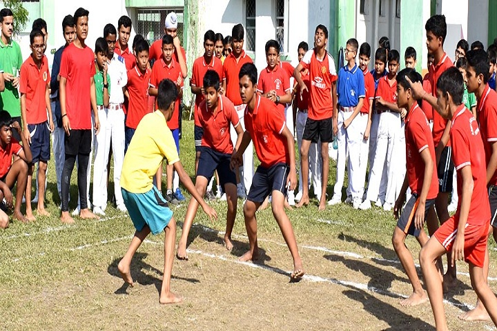 Army School-Sports kabbadi