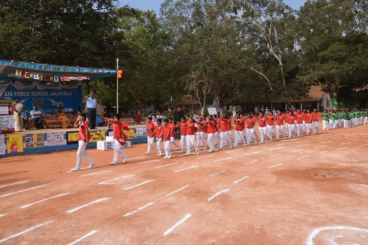 Air Force School-Sports Meet