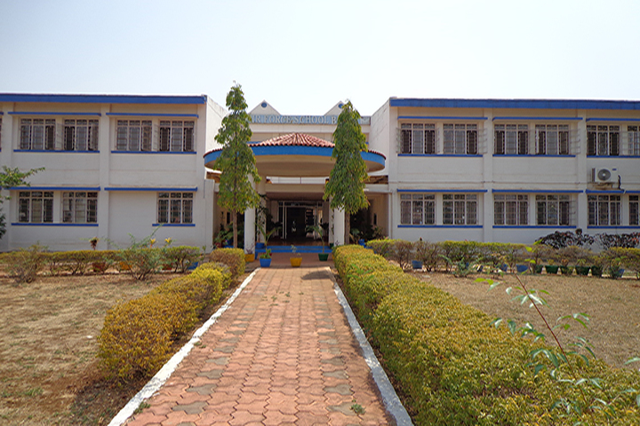 Air Force School-Campus